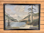 Original Signed Landscape Painting