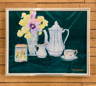 Original Still Life Painting by J. Boardman