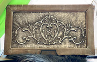 Embossed Metal Artwork