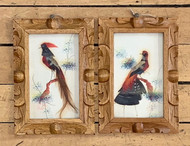 Feather Collage Birds