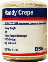 Image of the 5cm Heavy Weight Crepe Bandage