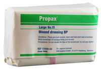Propax Wound Dressing No 15 Large