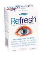 Refresh Eye Drops 0.4mL Pkt 30