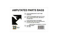 Viritex Plastic Click-Seal Bags Assorted Sizes Pkt 3
