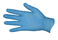 Gloves Nitrile Powder Free Large Pkt 10