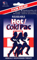 Hot/Cold Pack Re-usable Gel 24cm x 9cm