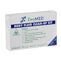 ZeoMED Body Fluid Clean Up Kit