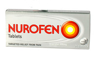 Nurofen Tablets Pkt 24
