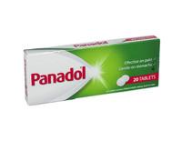 Panadol Tablets Pkt 20