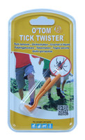 Tick Twisters in packet