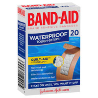 Waterproof Band-Aids