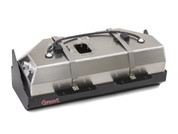 GenRight YJ CRAWLER䋢 EXT GAS TANK & SKID PLATE (17 GAL)