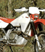 Honda XR650R Safari Tank
