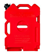 RotopaX 2 Gallon Gasoline Fuel Pack