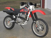 ALoop Honda XR600R MX Kit