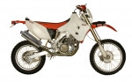 Honda CRF450X Rear 8.5L Saddle Tank