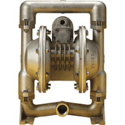 Zee Line Stainless Steel Double Diaphragm Pump - 37 GPM, Model# 1040SS