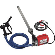 Fill-Rite Diesel Fuel Transfer Pump with Suction Pipe - 12 Volt, 10 GPM, Model FR1616