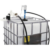 Liquidynamics Diesel Exhaust Fluid (DEF) Pump Transfer System - Works with 275-Gallon IBC Totes, Model 970019-12