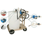 Liquidynamics 55-Gallon Diesel Exhaust Fluid System - 8 GPM 115 Volt Pump, Model 51009C-S9A