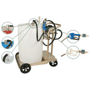 Liquidynamics 55-Gallon Diesel Exhaust Fluid System - 8 GPM 115 Volt Pump, Model 51009C-S9A 2