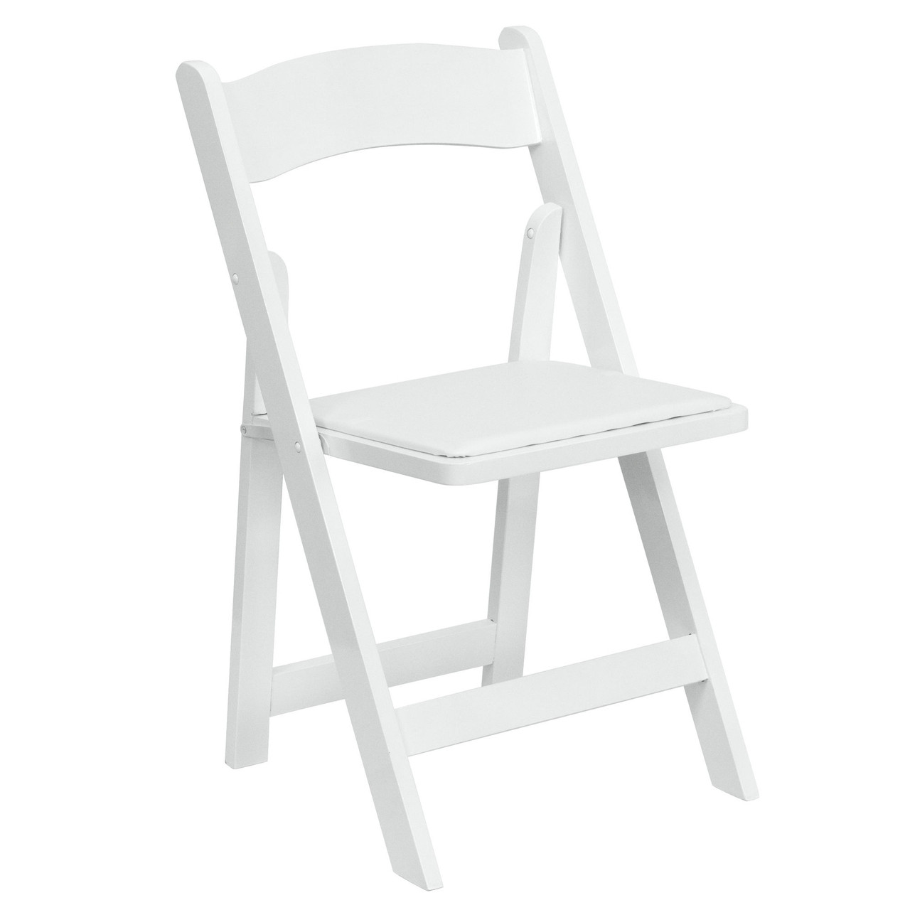Admirable White Wood Folding Wedding Chairs Xf 2901 Wh Wood Gg Caraccident5 Cool Chair Designs And Ideas Caraccident5Info
