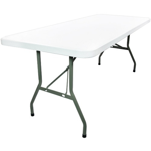 30 X 72 Plastic Folding Banquet Table 6 Ft Folding Tables