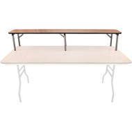 Banquet Tables | Rectangular Bar Topper | Folding Tables