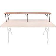 Banquet Tables | Rectangular Bar Topper | Folding Tables