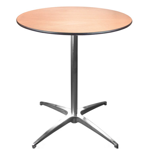 30 Inch Round High Cocktail Tables Pub Bar Tables