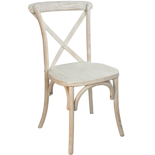 X-Back Chair | Lime Wash | Cross Back Chairs