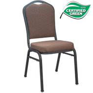 Banquet Chairs | Premium Java Crown Back