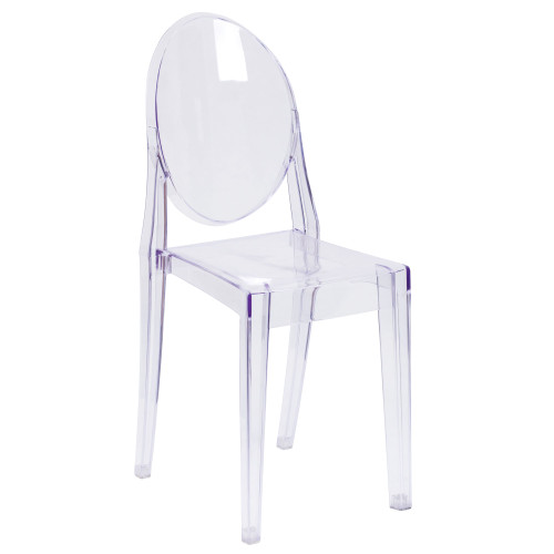 Ghost Chair | Standard Size Accent Chairs | Side Chairs