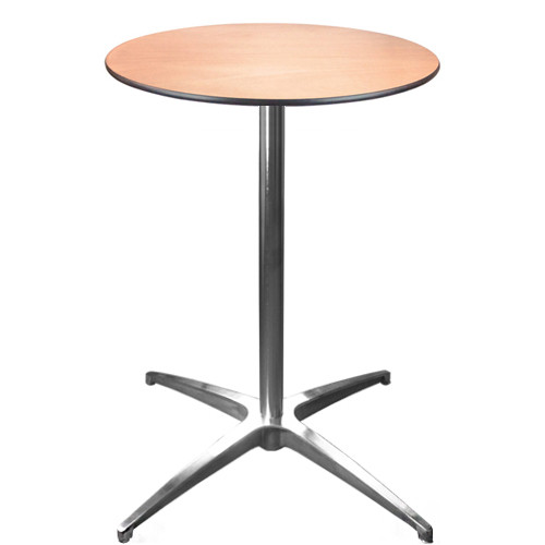 24 Inch Round High Cocktail Tables Pub Bar Tables