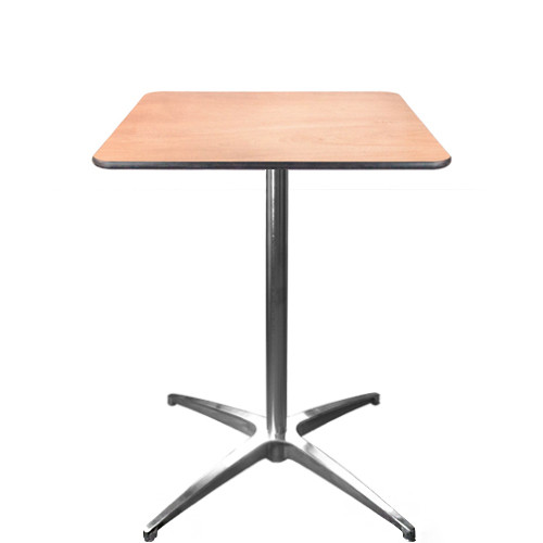 Cocktail Table | 24 Inch Square Cafe Tables | Pub Tables