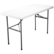 30 Quot X 96 Quot Plastic Folding Banquet Table 8 Ft Folding Tables