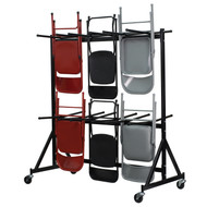Advantage Hanging Folding Chair Truck [NG-FC-DOLLY-GG]