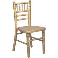 Kids Gold Wood Chiavari Chair [KID-WDCHI-Gold]