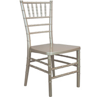 Champagne Monoblock Resin Chiavari Chair | Chiavari Chairs For Sale