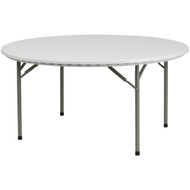 Plastic Folding Tables | Round Folding Table | Banquet Tables