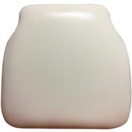 Ivory Hard Chiavari Cushion