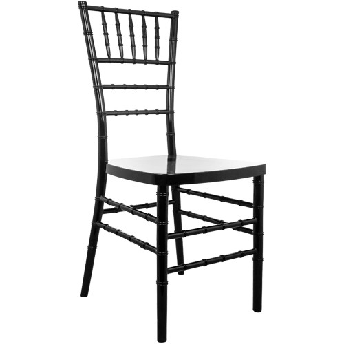 Black Resin Chiavari Chair | Chiavari Chairs For Sale
