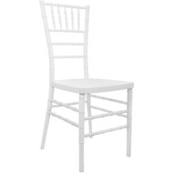 White Resin Chiavari Chair | Chiavari Chairs For Sale