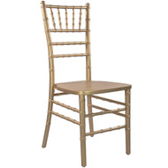 Gold Chiavari Chair | Gold Chiavari Chairs For Sale | Wood