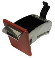 1968-1972 Ford Truck Billet Ash Tray Handle; Polished Finish - All American Billet HAFAT68-72T-P