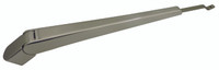 "Billet Windshield Wiper 12"" Total Length W/ 7"" Arm; Machined Finish - All American Billet 49712"