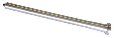 """Billet 28"""" Classic Bell Style Steering Clomumn; Polished Finish - All American Billet 420028CB-P"""