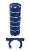 Billet Remote Power Steering Reservoir - PSR-SSBL