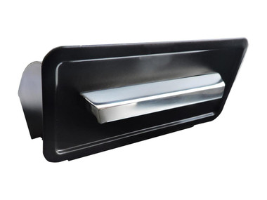 1964-1966 Chevy C10 Billet Ashtray Handles; Polished Finish - All American Billet HAT-6466-C10-P