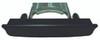 Billet Under Dash Cup Holder; Black Anodized - All American Billet 48200-B